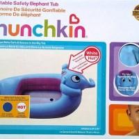 Jual Perlengkapan Mandi Bayi Bak Mandi Munchkin Gajah Murah