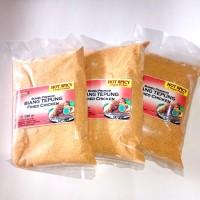 Biang Tepung fried chicken ala kfc