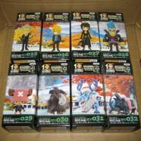 Zoro Sanji Robin Franky Chopper One Piece Strong World WCF Vol 4 Isi 8