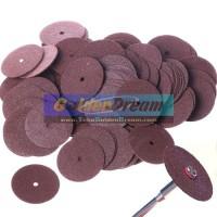 Mata Gerinda Potong utk Mini Grinder Resin Wheel Cutting Disc Pemotong Plat Besi Rotary Tool Mesin Bor Gerenda Tuner