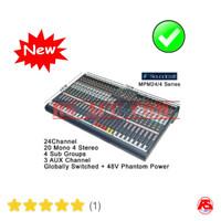 Mixer Soundcraft MPM 24 Mixer 24 Channel