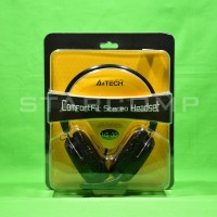 Headset Headphone Gaming A4TECH HS 30