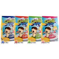 300gr Zimpli Kids GELLI Bath GELLI Baff - Red Blue Green Pink
