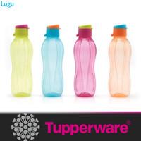 Jual botol tupperware 500 ml / botol unik harga promo - eco bottle 1 set Murah
