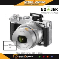 Nikon 1 J5 Kit 10-30mm Kamera Mirrorless