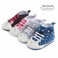 Harga sepatu bayi prewalker kets sneaker | antitipu.com