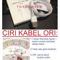 Jual Kabel Charger Iphone 6 6s 6+ 6s+ 5 5s Ipad Air Mini USB Data Original Murah