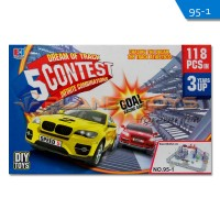 Dream Of Track 5 Contest 95-1 Goal Racing Isi 118 Pcs