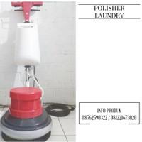 Mesin Polisher Laundry 175 Rpm / Alat Cuci Karpet Laundry Terbaik