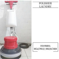 Mesin Polisher Laundry 154 Rpm  / Alat Cuci Karpet Laundry