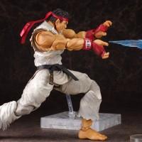 Figure Play Arts Kai Street Fighter IV Ryu Square Enix 10 Capcom