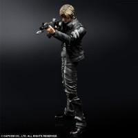 Action Figure Play Arts Kai Leon S Kennedy Biohazard Resident Evil 6