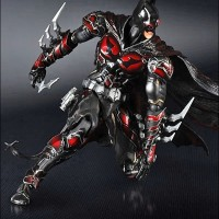 Action Figure Play Arts Kai Batman DC Varian Red Square Enix