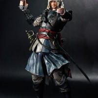 Action Figure Play Arts Kai Assassin Creed IV Black Flag Edward Kenway