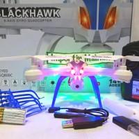 Drone Blackhawk SQ800C camera udara helicam foto aerial quadcopter