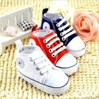 Jual Sepatu Prewalker Bayi / Converse Star Murah