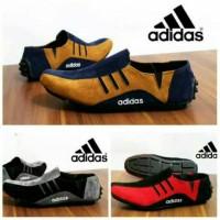 Jual Adidas Slip On Pria   Sepatu Casual Santai   boot boots nike kickers Murah