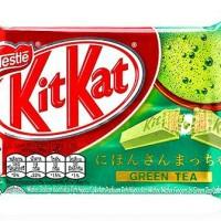 Jual Kit Kat Green Tea Wafer 35g Murah