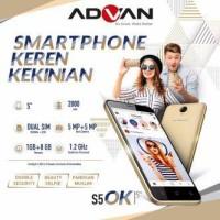 Advan Vandroid S50k / S5ok ( 1gb / 8gb )