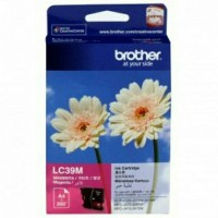 Cartridge Brother LC39 Cartridge Brother LC 39 Magenta Ink Cartridge