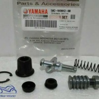 Seal Master Rem Jupiter MX New 50C-W0042 Yamaha Genuine Parts
