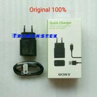 harga Sony Quick Fast Charger Uch-10 Original 100% Tokopedia.com