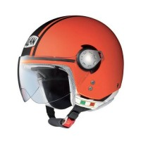 Helm Nolan N20 Traffic Caribe Fluo Orange