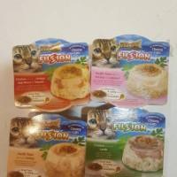 Jual Makanan Kucing Basah / Canned CatFood Pincess Fusion Murah