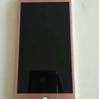 Jual iphone 7 plus 128GB rose gold fullset like new Murah