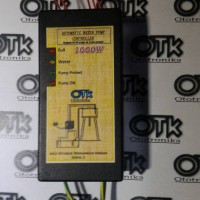 Jual Kontrol Pompa Otomatis w/ Pump Protection 1000Watt [DIY] Murah