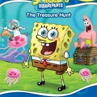 My Busy Books: SpongeBob Squarepants the Treasure Hunt