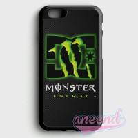 Dc Monster Energy Shoes Carbon Print Casing iPhone 6 Plus dan 6S Plus