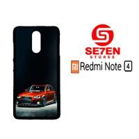 Casing HP Xiaomi Redmi Note 4 Slammed Audi A4 Allroad Custom Hardcase