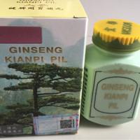 Kianpi Ginseng Pills New striker eceran