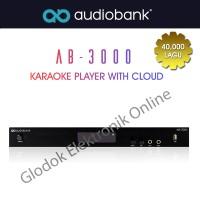 Audiobank AB-3000 / AB3000 Karaoke Player Harga Murah GARANSI RESMI