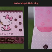 Kertas Minyak Hello Kitty