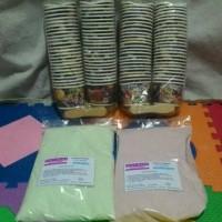 bubuk bahan ice cream paket coba 2