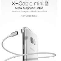 Jual WSKEN Micro USB | WSKEN X CABLE MAGNETIC MINI 2 SINGLE CONNECTOR MICRO Murah