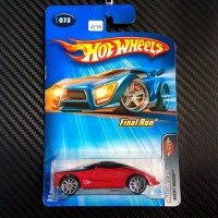 J-114 Hot Wheels Buick Wildcat Final Run