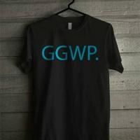 T-Shirt Kaos GGWP Cotton combed 20s 30s - Unisex