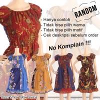 Baju Batik Grosir Murah Dress Dewasa Batik Baju Tidur Grosir Terbaru