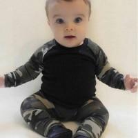 Baju Anak/Bayi Laki2 Setelan Army Camouflage