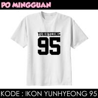 TSHIRT PO MINGGUAN - IKON YUNHYEONG 95