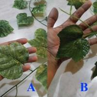 daun rambat sintetis / tanaman rambat / tanaman artificial