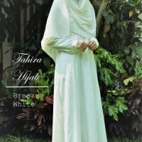 Jual Gamis Putih Katun Ima Polos berfuring, untuk Ihram Haji/Umrah (Umroh) Murah