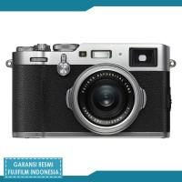 Fujifilm X100F Premium Compact Digital Camera (Silver)