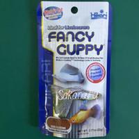 Makanan / Pakan Ikan Hikari Fancy Guppy 22g / 22gr / 22 gr / 22 gram