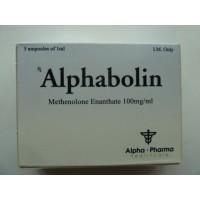 Alphabolin Alpha Pharma / Primo Primobolan Methenolone Enanthate