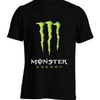 Baju / Kaos MotoGP - Monster Energy