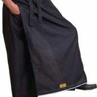 Baru sarung celana cesar wadimor polos hitam pria berkualitasHr3